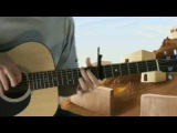 Conan The Barbarian music - Theology / Civilization (acoustic solo guitar)