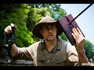 #ILMovieTrailers: Дублированный второй трейлер фильма «Затерянный город Z» / The Lost City of Z