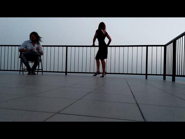 Edoardo Striani and Anna Kiriienko RAV Vast and tango improvisation