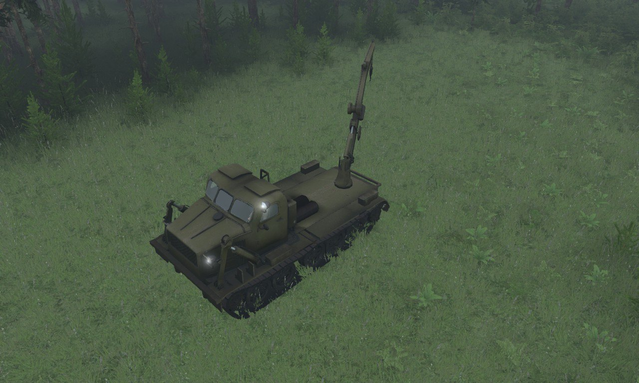БАТ-М для 03.03.16 для Spintires - Скриншот 3
