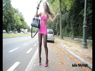 Секс высокие каблуки