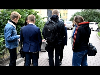 Видео-визитка группы М-1701