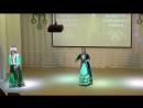 Районный конкурс БАЙЫҠ 2017 Юлия Бактыбаева с Акъяр
