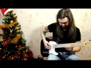 """Jonas Blue feat. JP Cooper - """"Perfect Strangers"""" (Christmax Eve's Guitar Cover)"""