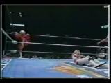Lady Apache vs La Reina Fubuki (Akira Hokuto) (Campeonato Femenil CMLL1995)