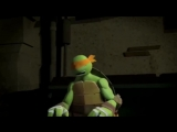 TMNT - He Grabbed Me BY THE FACE! REMIX