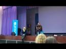 Тарас Тополя Антитила в Нежине 21 10 2016р