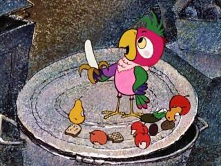 Возвращение блудного попугая. Выпуск 1. 1984