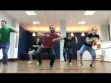 LOCKING routine (Всё Будет Зашибенно!)  - тренировка - Лаборатория Танца