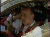 staroetv.su  Хроно (ТВ Центр, февраль 1999) ЧМ по ралли-1999. Ралли