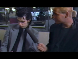 Interview with Nick Cave by Che (Hamburg, 1988)