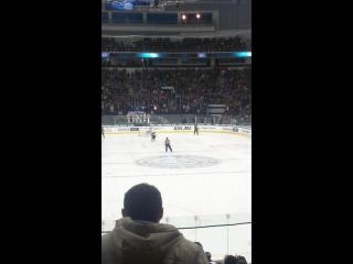 Хоккей 02.12.16 . Буллиты. Динамо-Минск 2:3 Салават Юлаев !!!