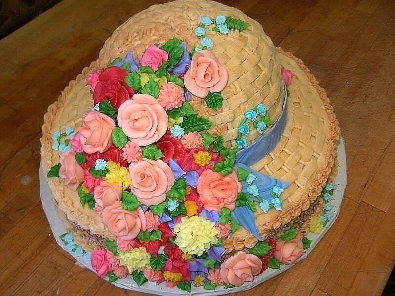 Тортик к чаю.....)))))