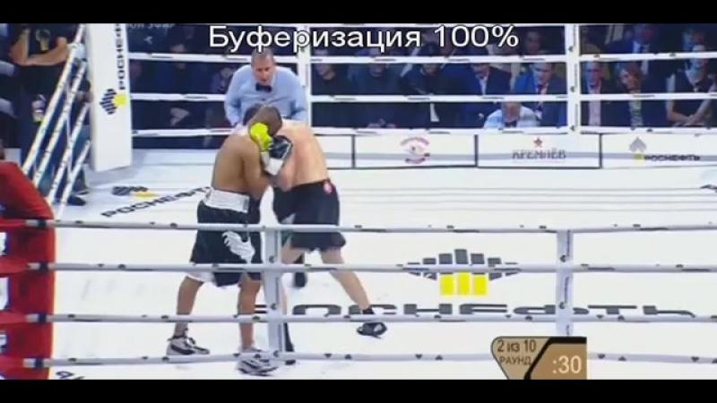 БОКС - РОЙ ДЖОНС - ЭНЦО МАККАРИНЕЛЛИ - ВСЕ РАУНДЫ - 12.12.2015