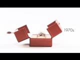 Как менялась мода на обручальные кольца за 100 лет - YouTube