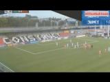 93 EL-20172018 Ballymena United - Odds BK 02 (06.07.2017) HL