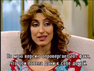 Израильский сериал - Дани Голливуд 035 серия с субтитрами на русском языке