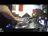 Dj Erik - Electrosoul System One, Two Madness Scratch freestyle