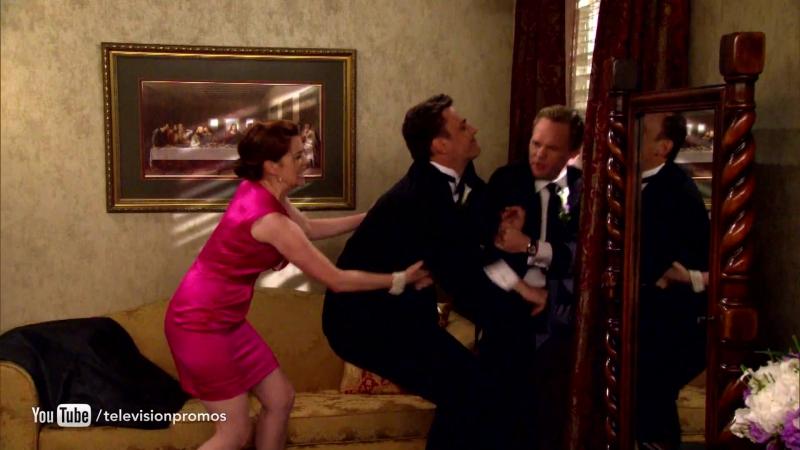 Как я встретил вашу маму (How I Met Your Mother) - ТВ-ролик 8 сезона (без перевода).