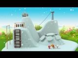 Мимимишки 20 серия - Экспедиция на север в HD качестве _ мишки ми-ми-мишки все с