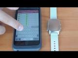 Обзор умных часов Smart GPS Watch T58