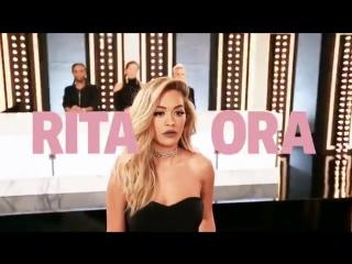 Топ-модель по-американски с 12.12.16 Rita Ora