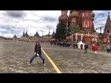 Freestyle reggaeton Evgeniya Lapkina/ Импровизация Реггетон Евгения Лапкина