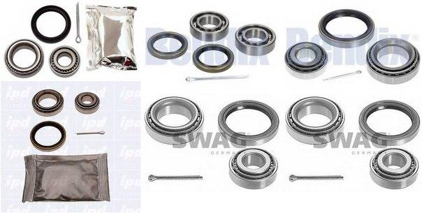 Комплект подшипника ступицы колеса для BMW 02 кабрио (E10)