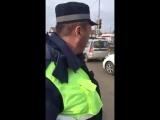 Участковый оштрафовал сотрудников ДПС