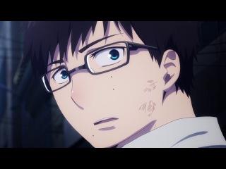 Ao no Exorcist ТВ 2 1 серия русская озвучка AniStar Team / Синий Экзорцист 2 сезон 01