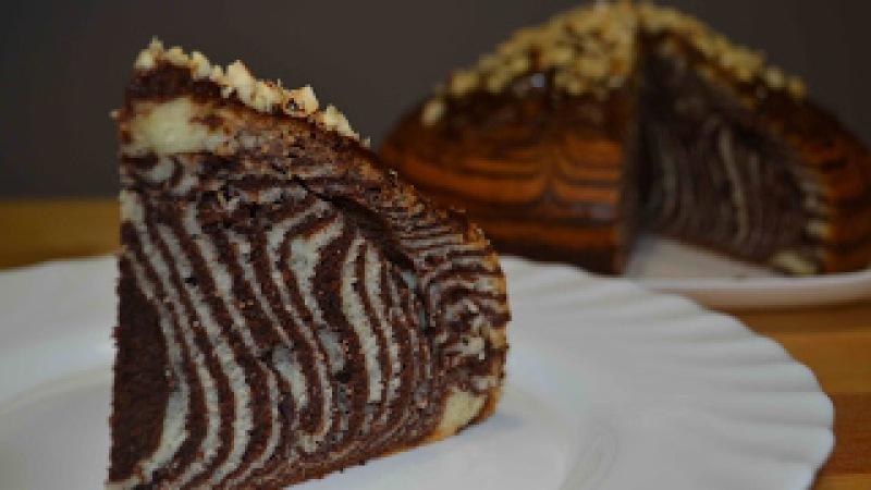 Торт килиманджаро эффектный и оригинальный