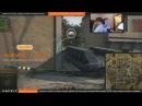 """World of Tanks """"Джов Бомбит 68. зрители насилуют стримеров и de1uxe перевернулся"""""""