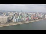 Елена Летучая в Пхеньяне