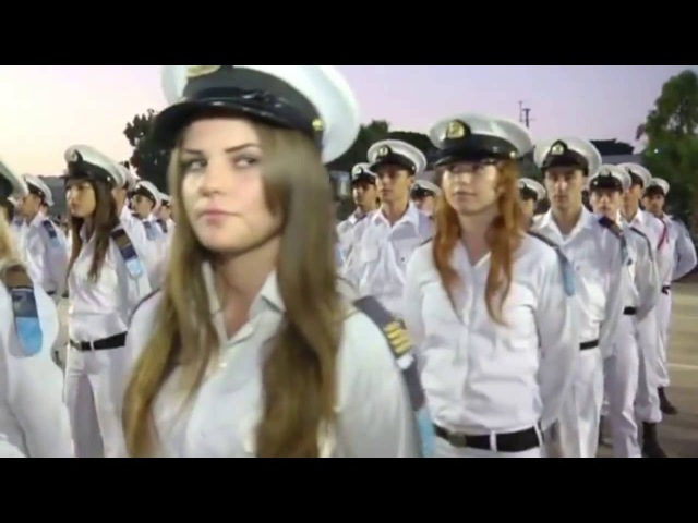 Israeli Navy school graduation IDF Israel Defense Forces women soldiers and girls of israeli army