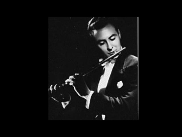 J. S. Bach: Concerto in a minor BWV 1041 on flute - JEAN PIERRE RAMPAL