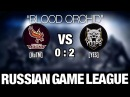 RGL Touranment BLOOD ORCHID [RuTm] vs [YES] - Rainbow Six Siege