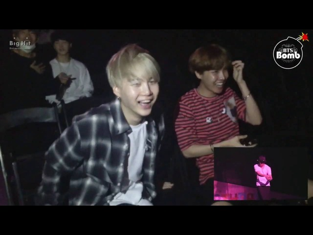 BTS (방탄소년단) FUNNY REACTION TO EACH OTHER ♡
