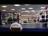 финал 48кг. Лемелев &amp Ражабов Сават, Чемпионат СПБ 2017