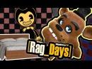 Rag Days ► Проклятие Черной Пиццы 1 Судьба Советской Кроватки ◄