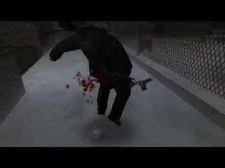 Прохождение игры Max Payne . Часть 5 . Воздушный замок .