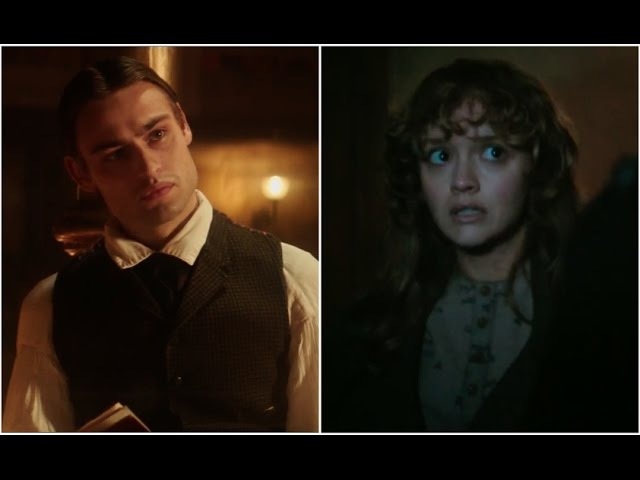 Douglas Booth and Olivia Cooke star in The Limehouse Golem TRAILER