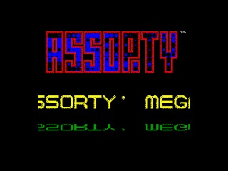 Assorty Megademo-Dream Makers Software [zx spectrum]