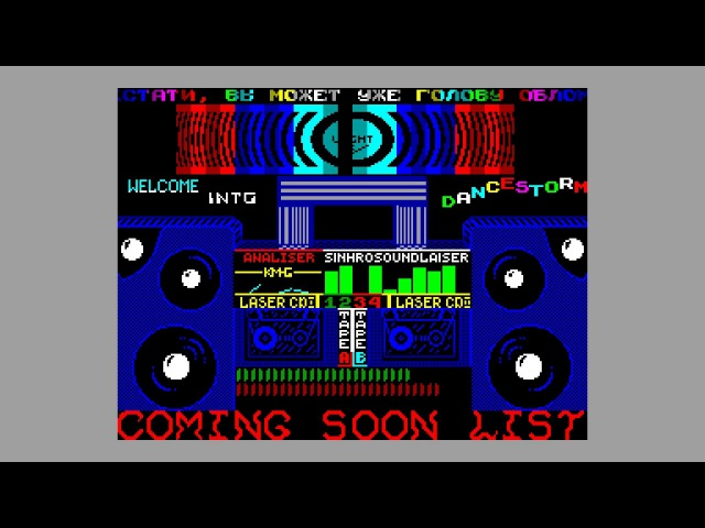 Best Wishes Kilodemo,The-AloneStar [zx spectrum]