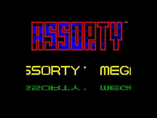 Assorty Megademo Dream Makers Software zx spectrum