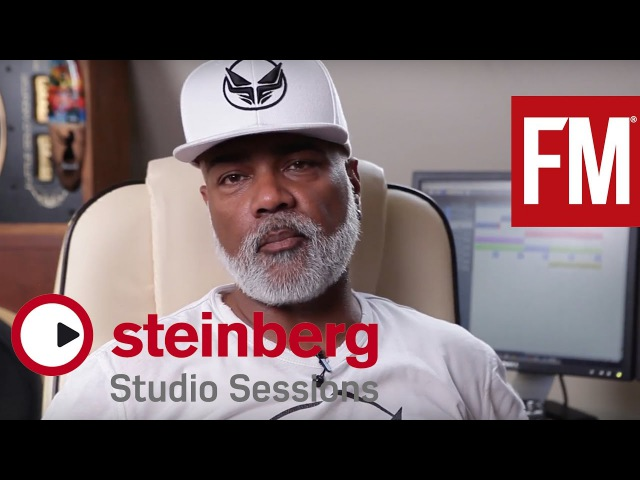 Steinberg Studio Sessions S03E13 – Ray Keith: Part 2