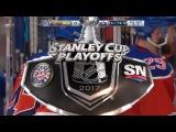 НХЛ 16-17 Play-off     3-ая шайба Слепышева    07.05.17