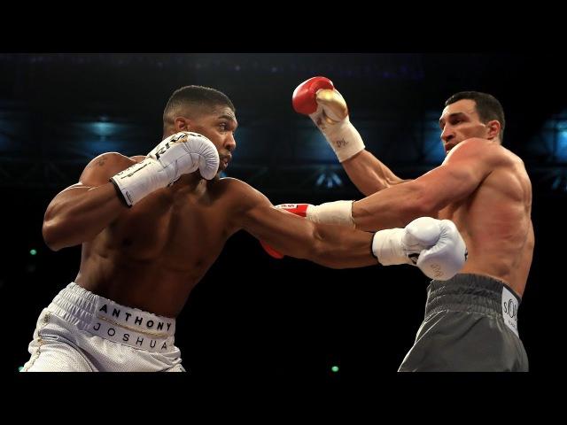 Knockout Anthony Joshua vs Wladimir Klitschko FULL FIGHT HD