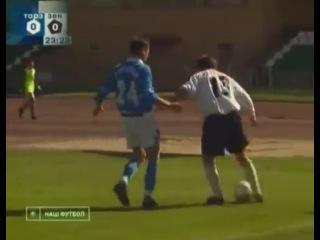 Торпедо-ЗИЛ vs Зенит / 08.05.2002 / Премьер-лига