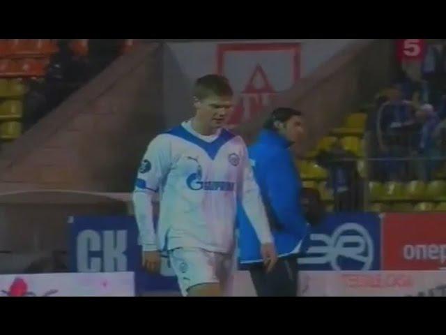 Зенит vs Удинезе / 19.03.2009 / FC Zenit - Udinese Calcio
