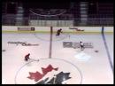 Школа канадского хоккея, диск №5. Тактика нападения